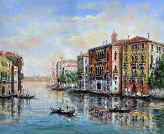 «Венеция» картина 50х60 арт. 5ГР63