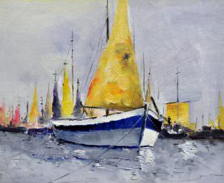 «Регата» картина 50х60 арт. 5Л43