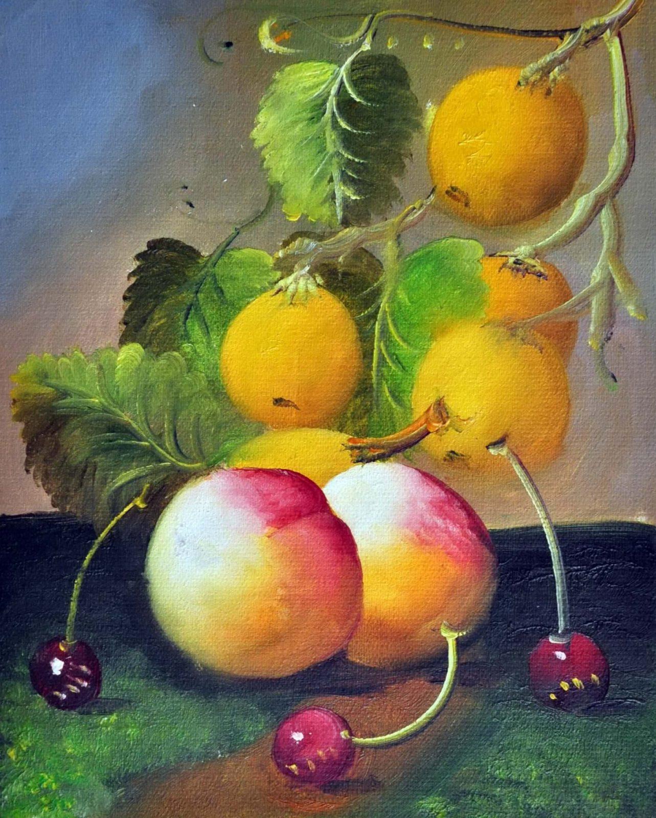 «Фрукты» картина 20х25 арт.2Е69