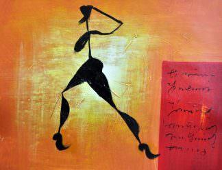 «Абстракция» картина 30х40 арт.3Р30