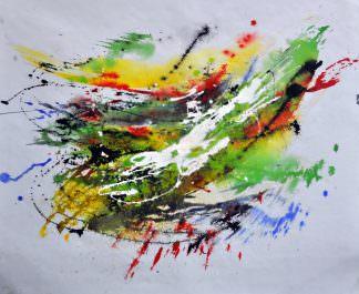 «Абстракция» картина 50х60 арт. 5Р25