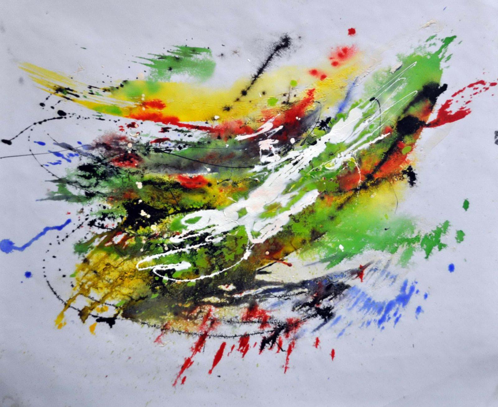 «Абстракция» картина 50х60 арт. 5Р025