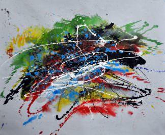 «Абстракция» картина 50х60 арт. 5Р26