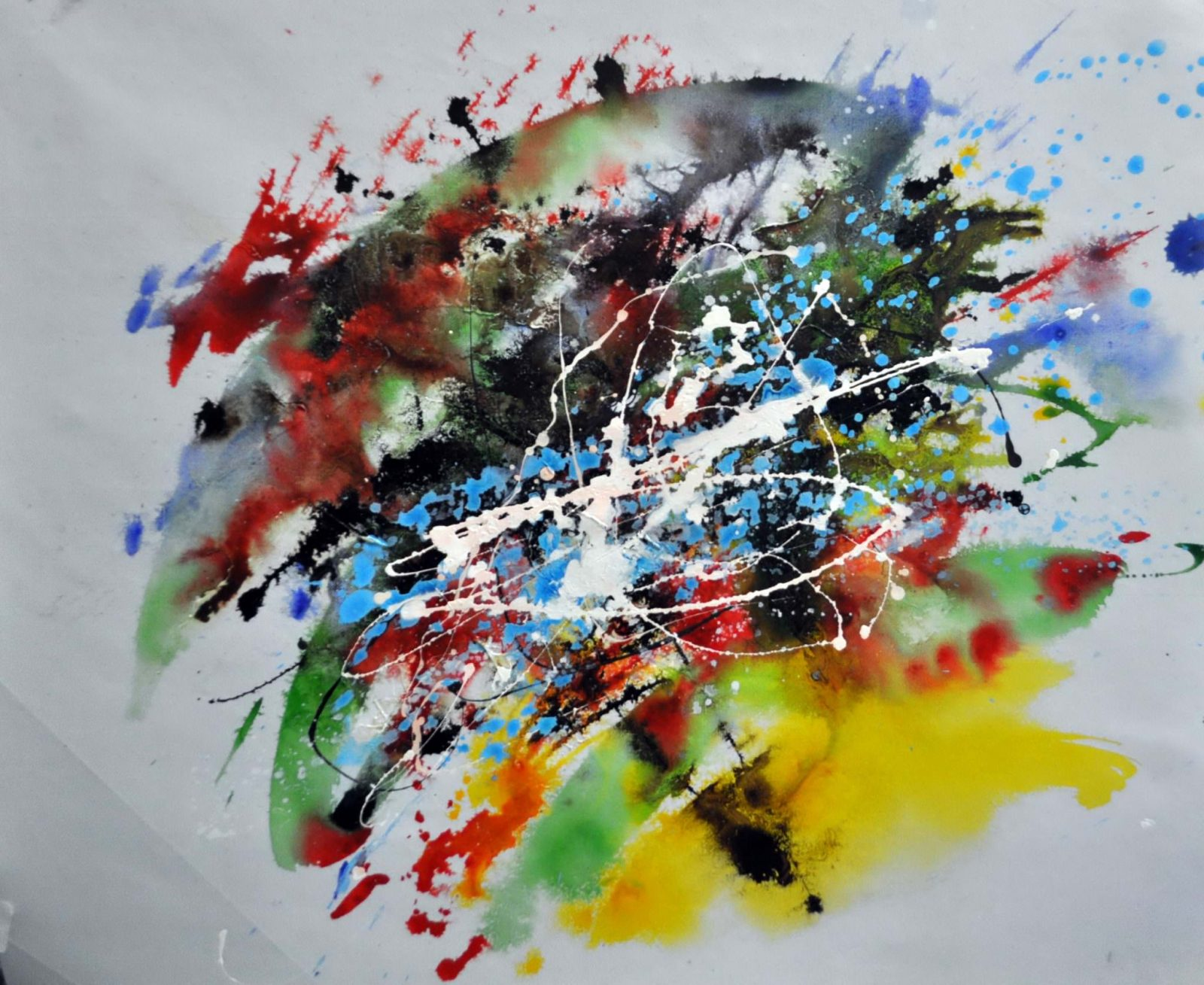 «Абстракция» картина 50х60 арт. 5Р27