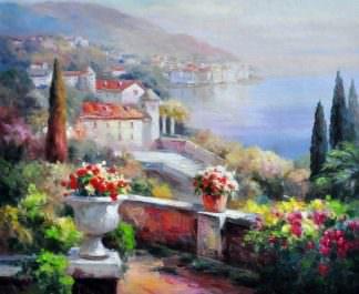 «Солнечный день» картина 50х60 арт. 5С35
