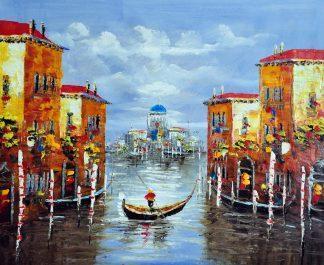 «Венеция» картина 50х60 арт.5ГР97