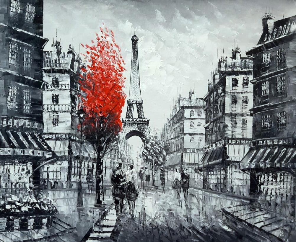 «Осень» картина 50х60 арт. 5М041