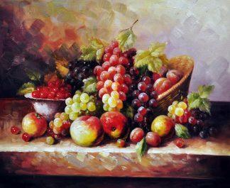 «Натюрморт» картина 50х60 арт.5Ц177