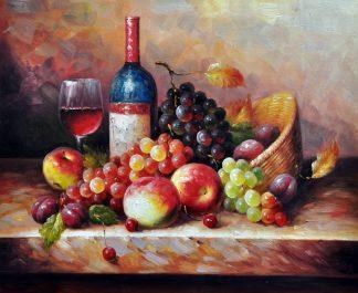 «Натюрморт» картина 50х60 арт.5Ц179