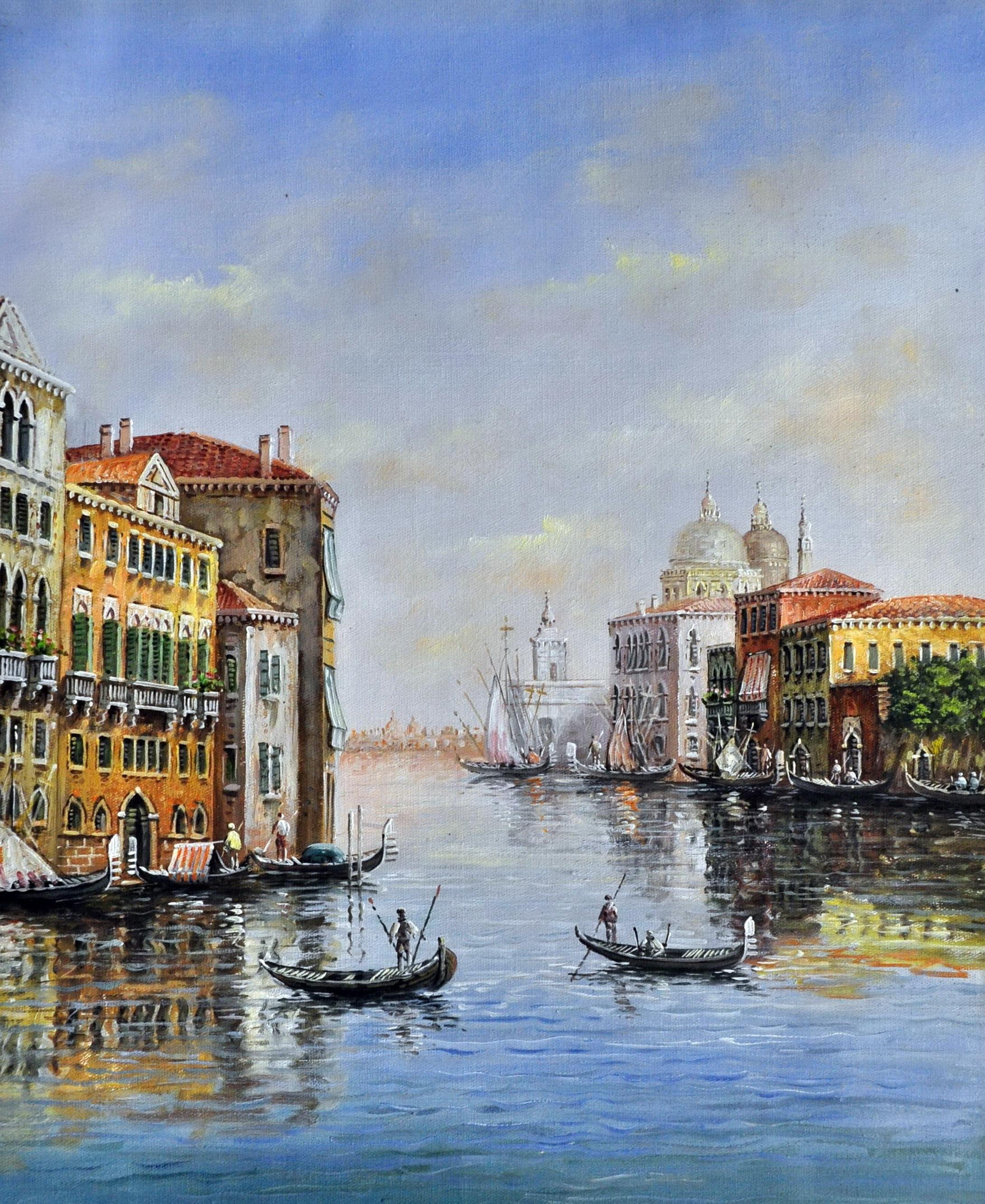 «Венеция» картина 50х60 арт.5ГР140