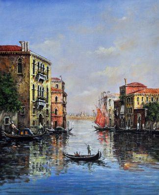 «Венеция» картина 50х60 арт.5ГР142