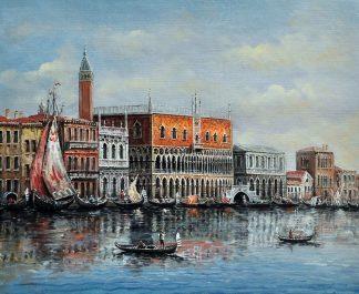«Венеция» картина 50х60 арт.5ГР145