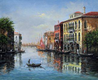 «Венеция» картина 50х60 арт.5ГР146