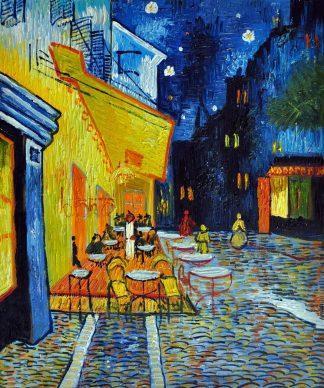 «Кафе Ван Гога» картина 50х60 арт.5Р066