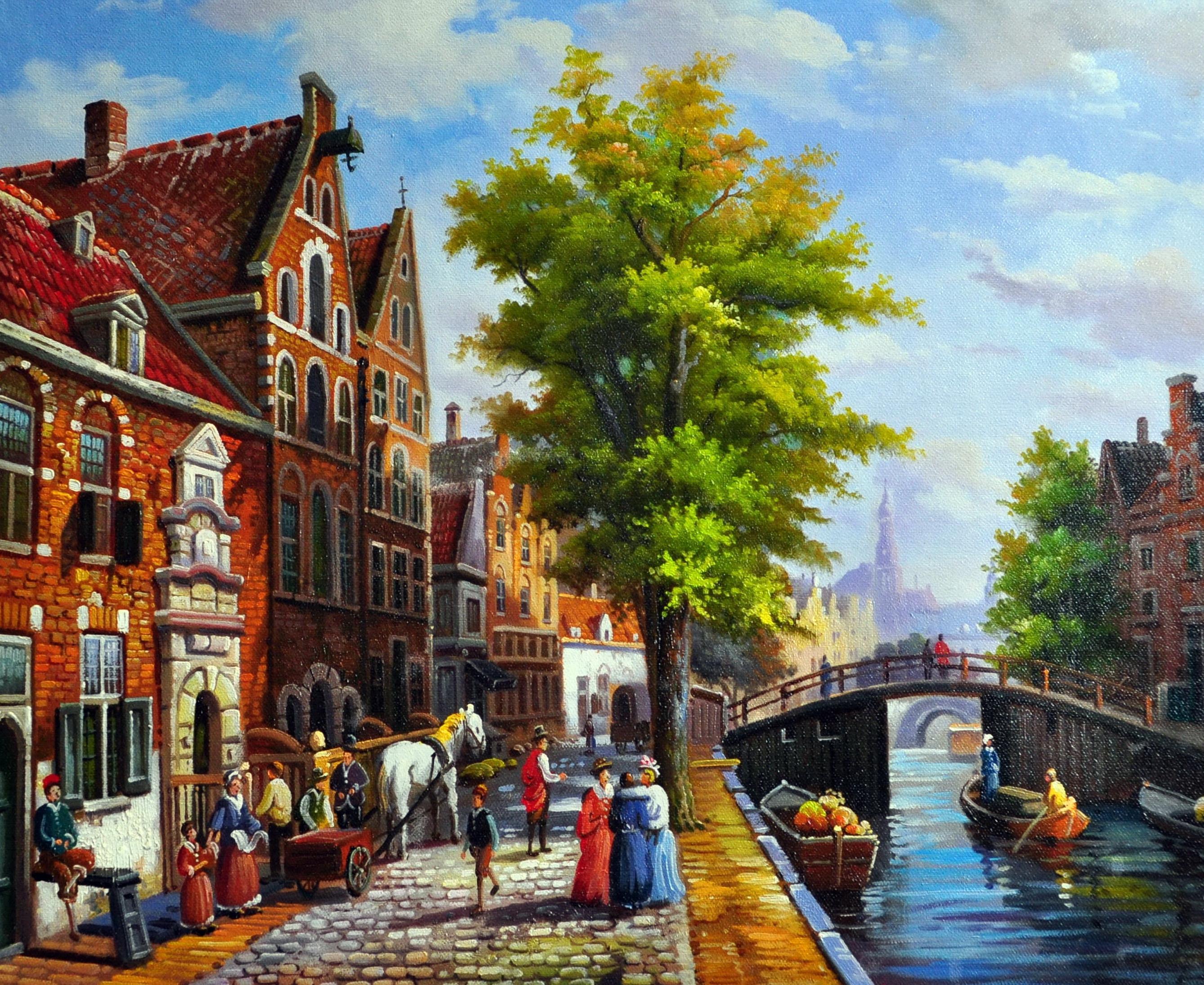 «Голландия» картина  50х60 арт.5ГР164