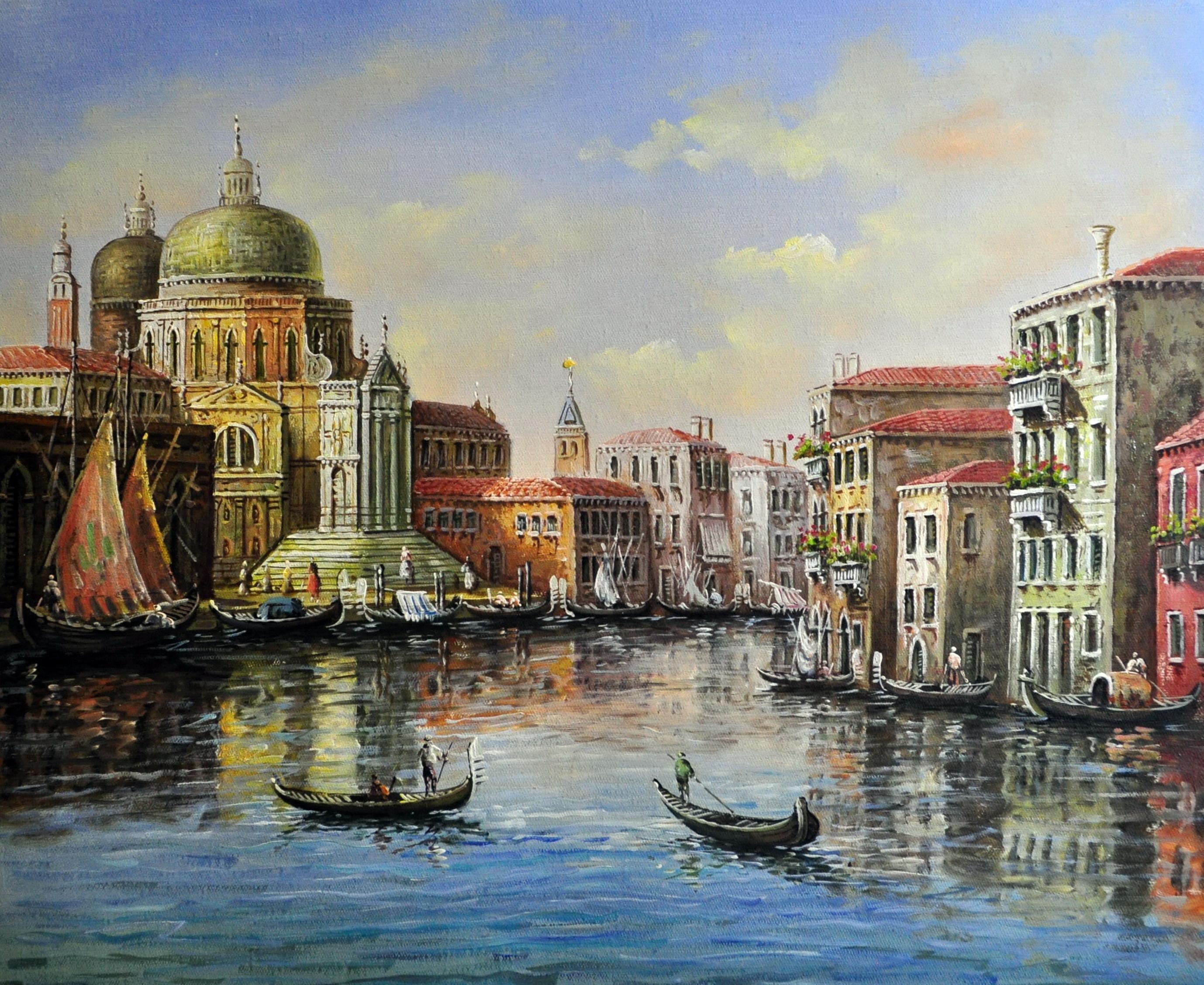 «Венеция» картина  50х60 арт.5ГР167