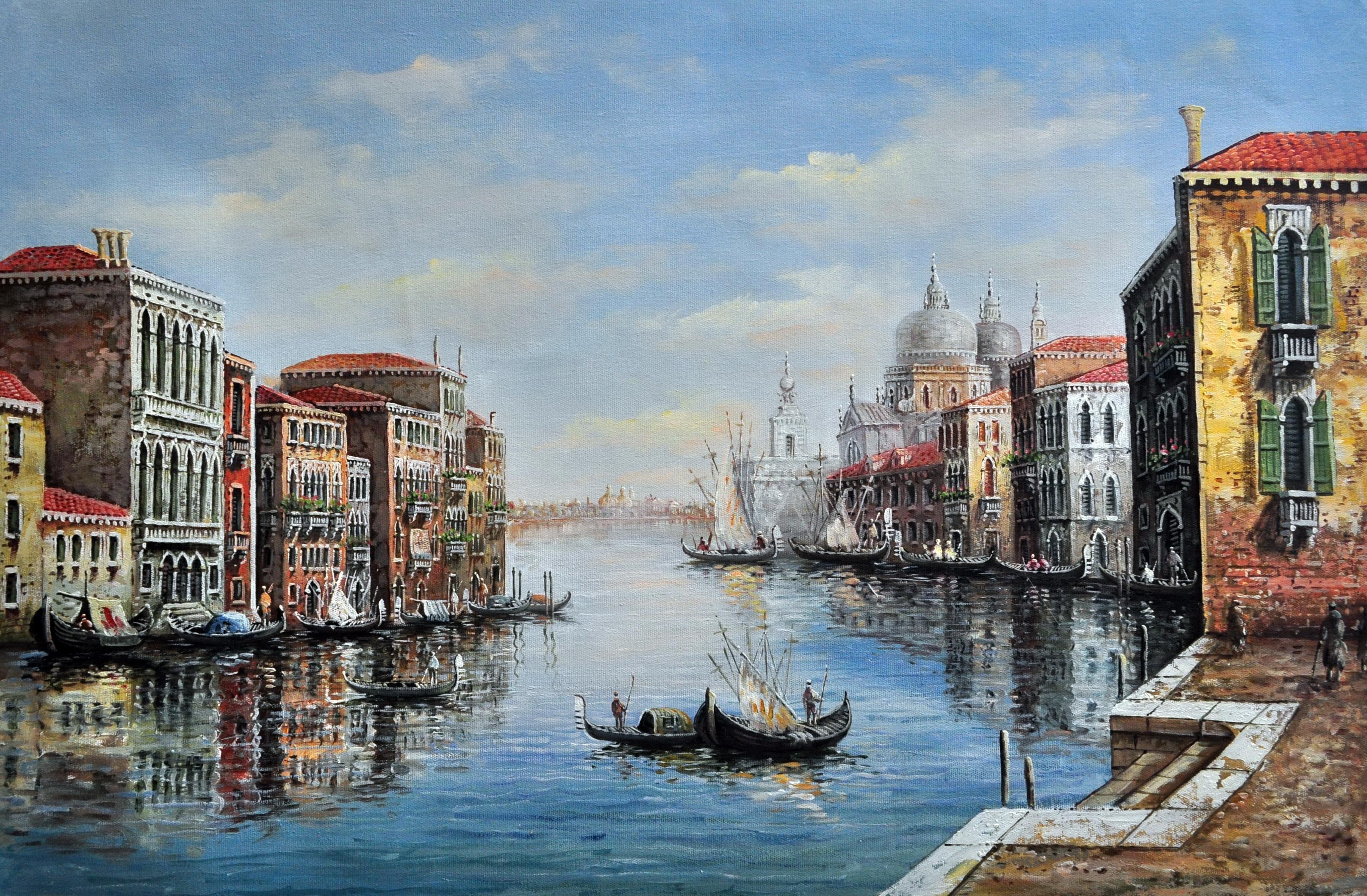 «Венеция» картина  60х90 арт.9ГР071