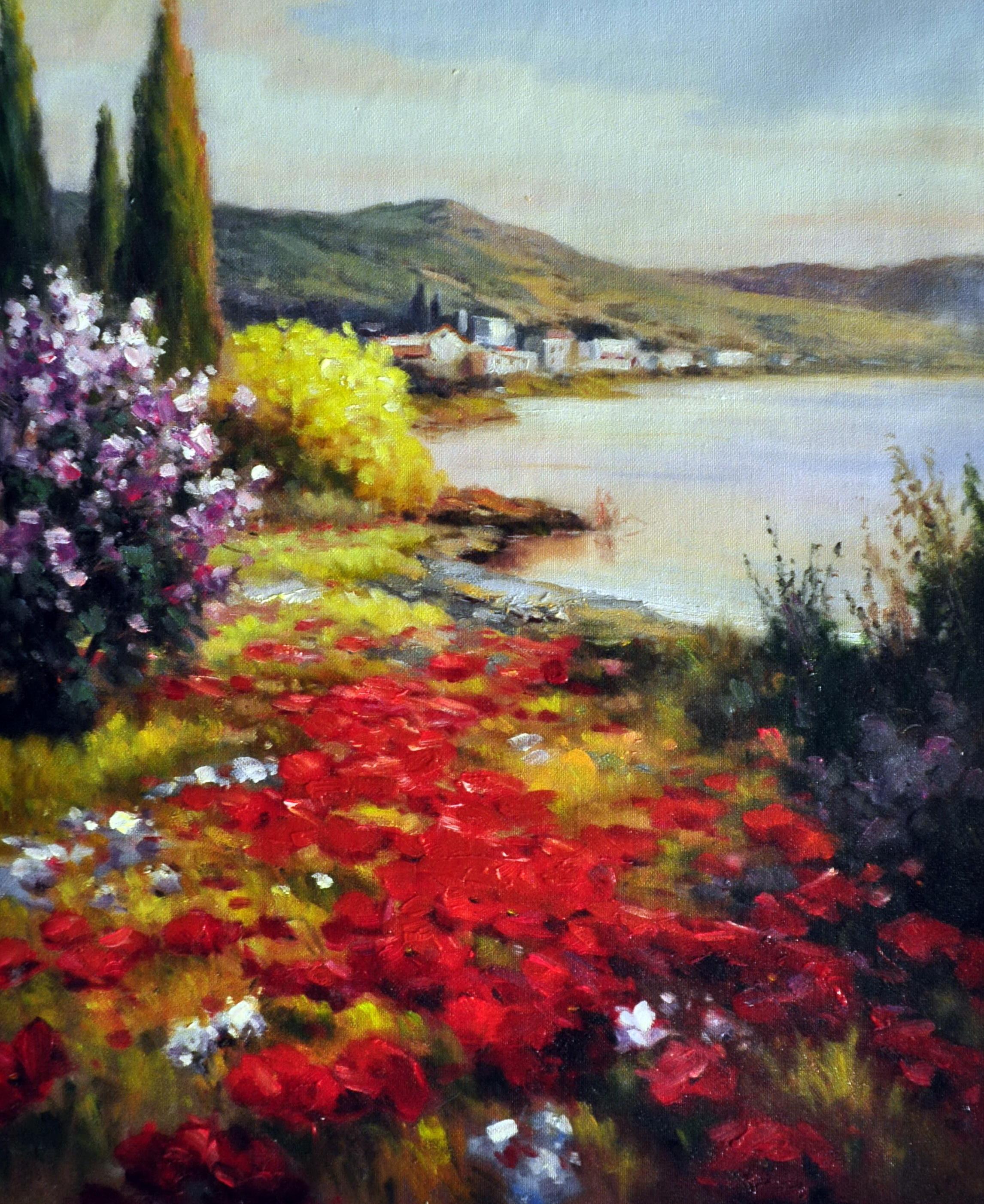 «Пейзаж» картина  50х60 арт.5П089