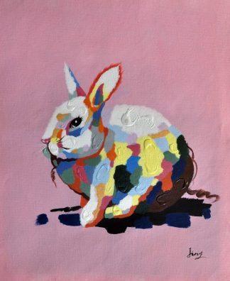 «Кролик» картина  50х60 арт.5А052