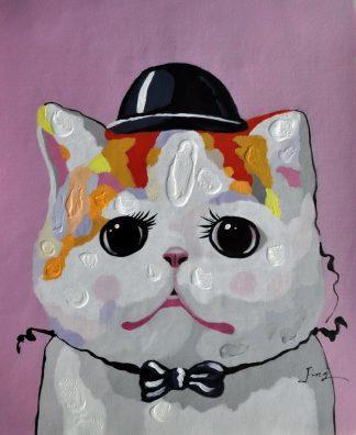 «Котик» картина  50х60 арт.5А055