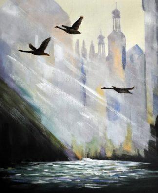 «Сказочный мир» картина  50х60 арт.5Р087