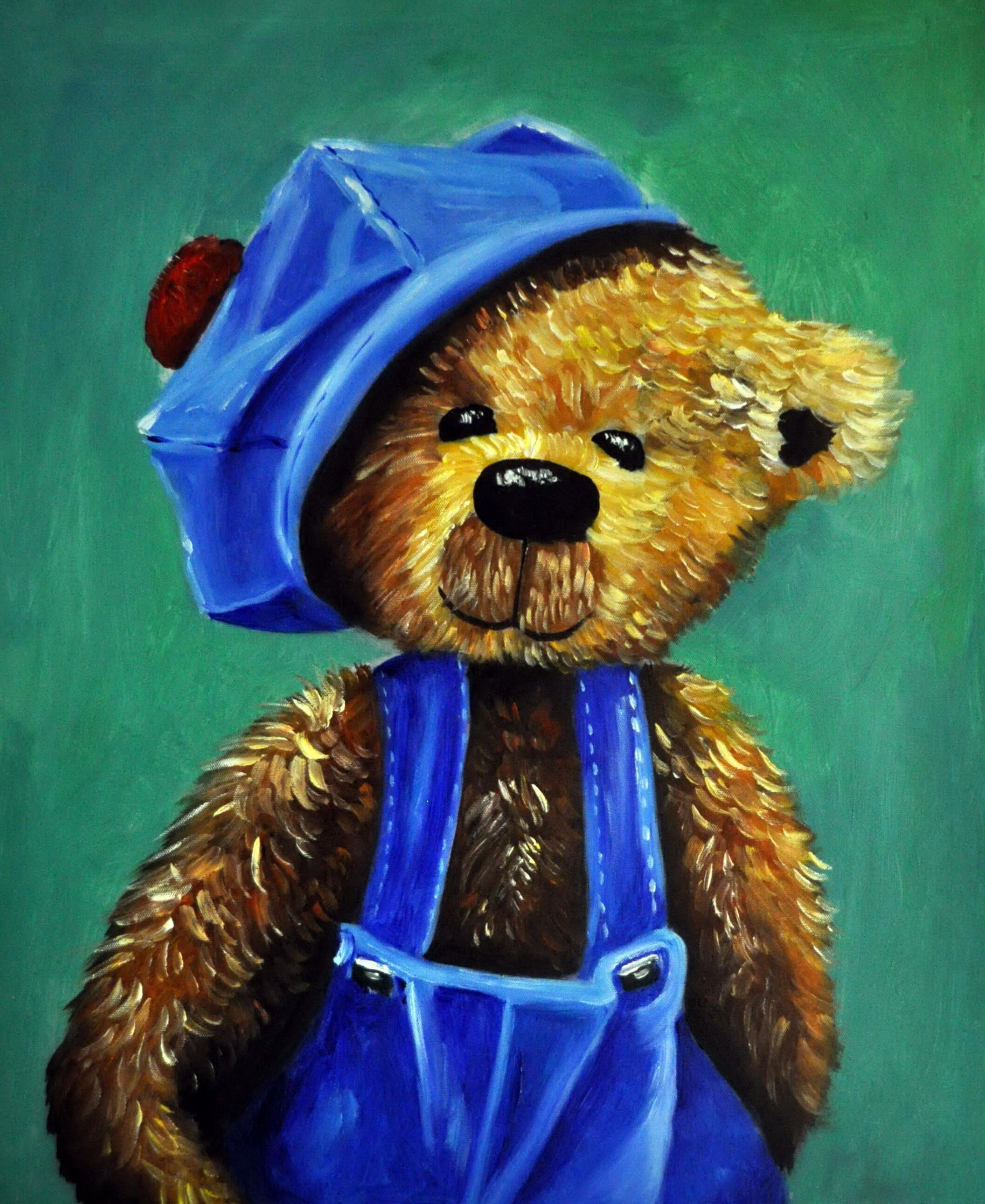 «Медвежонок» картина  50х60 арт.5А072