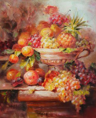 Натюрморт «Дары лета» картина 50х60 арт. 5Ц190