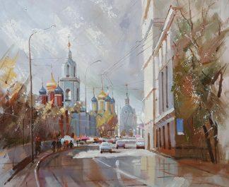 «Варварка»картина 50х60 арт. 5ГР195