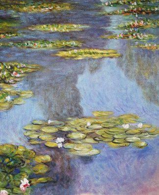 «Кувшинки Моне» картина 50х60 арт.5р119
