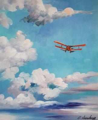 «Вверх» картина 50х60 арт.5р121