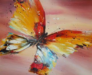 «Бабочка» картина  50х60 арт.5А077