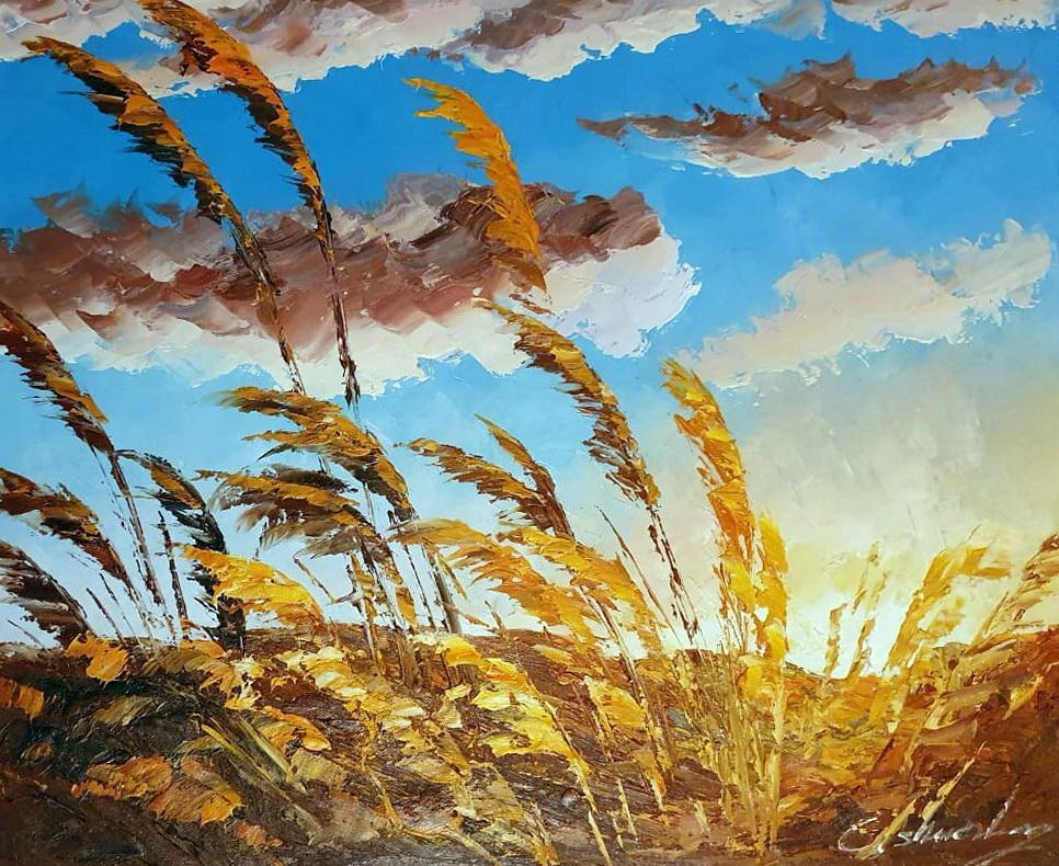 «Заря» картина 50х60 арт.5П068