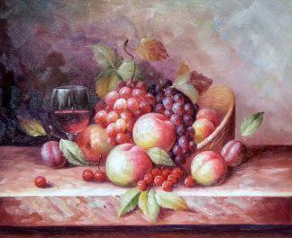 «Натюрморт» картина 50х60 арт.5Ц232