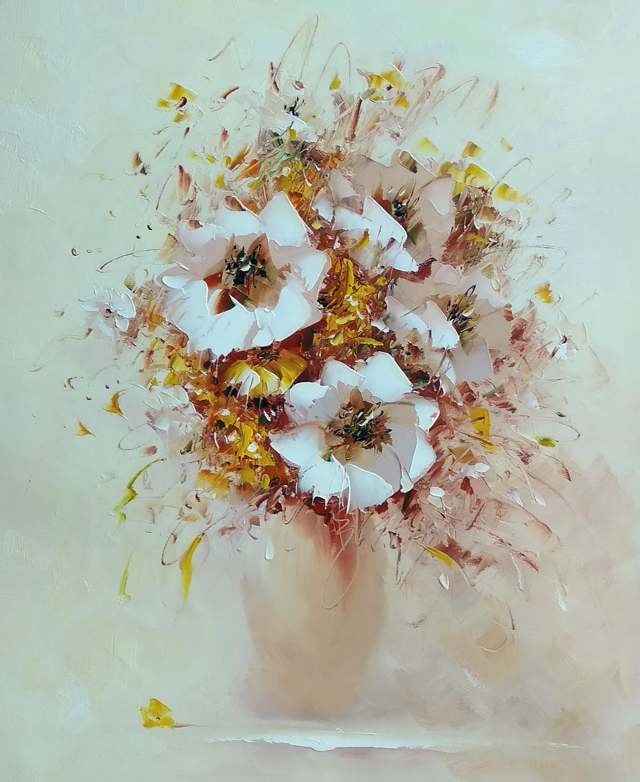 «Букет» Картина 50х60 арт. 5Ц271