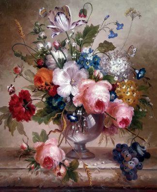«Букет» картина 50х60 арт.5ц302