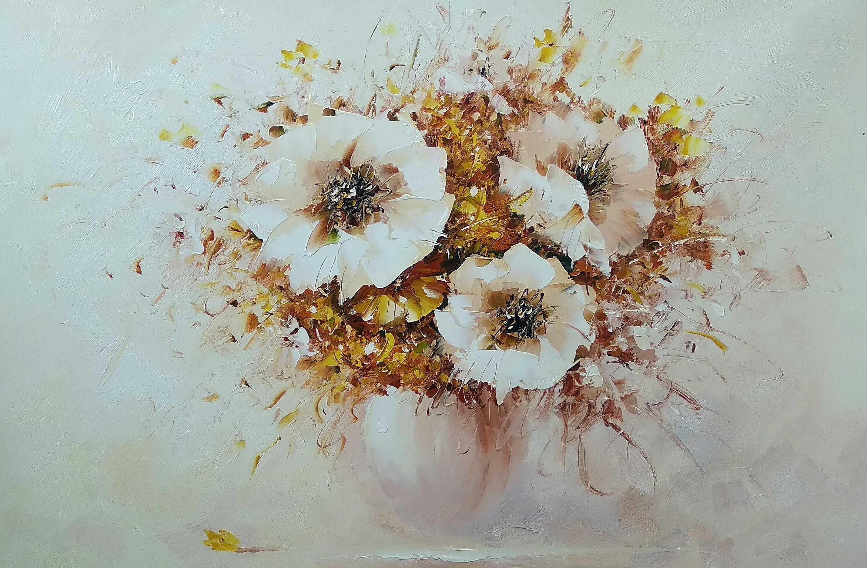 «Букет» Картина 60х90 арт. Ц015