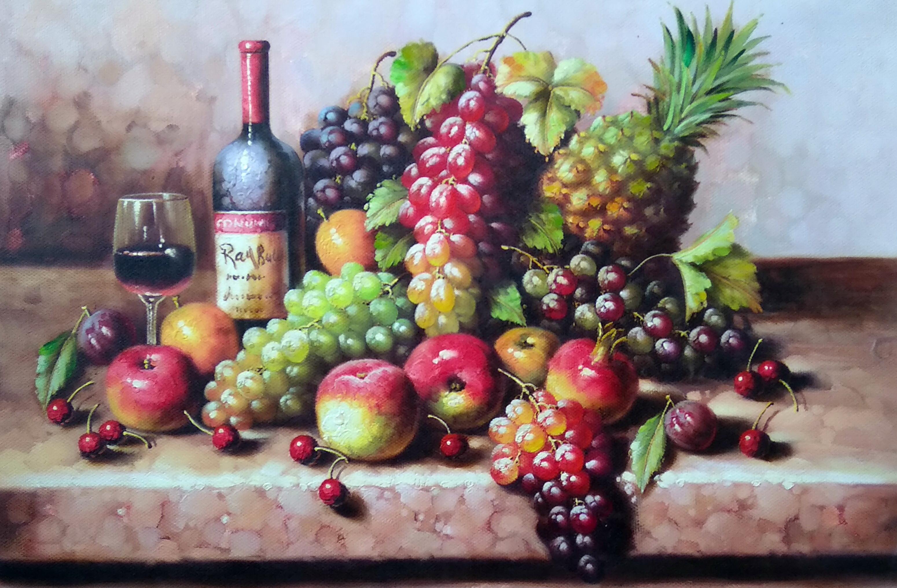 «Натюрморт» Картина 60х90 арт. 9Ц016