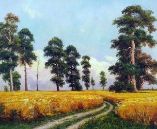 «Простор» Картина 50х60 арт. П158