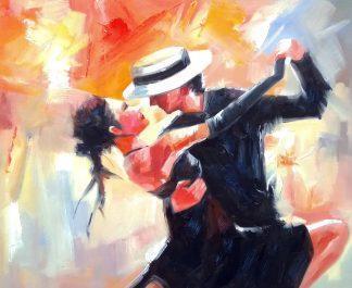 «Танго» Картина 50х60 арт. Р155