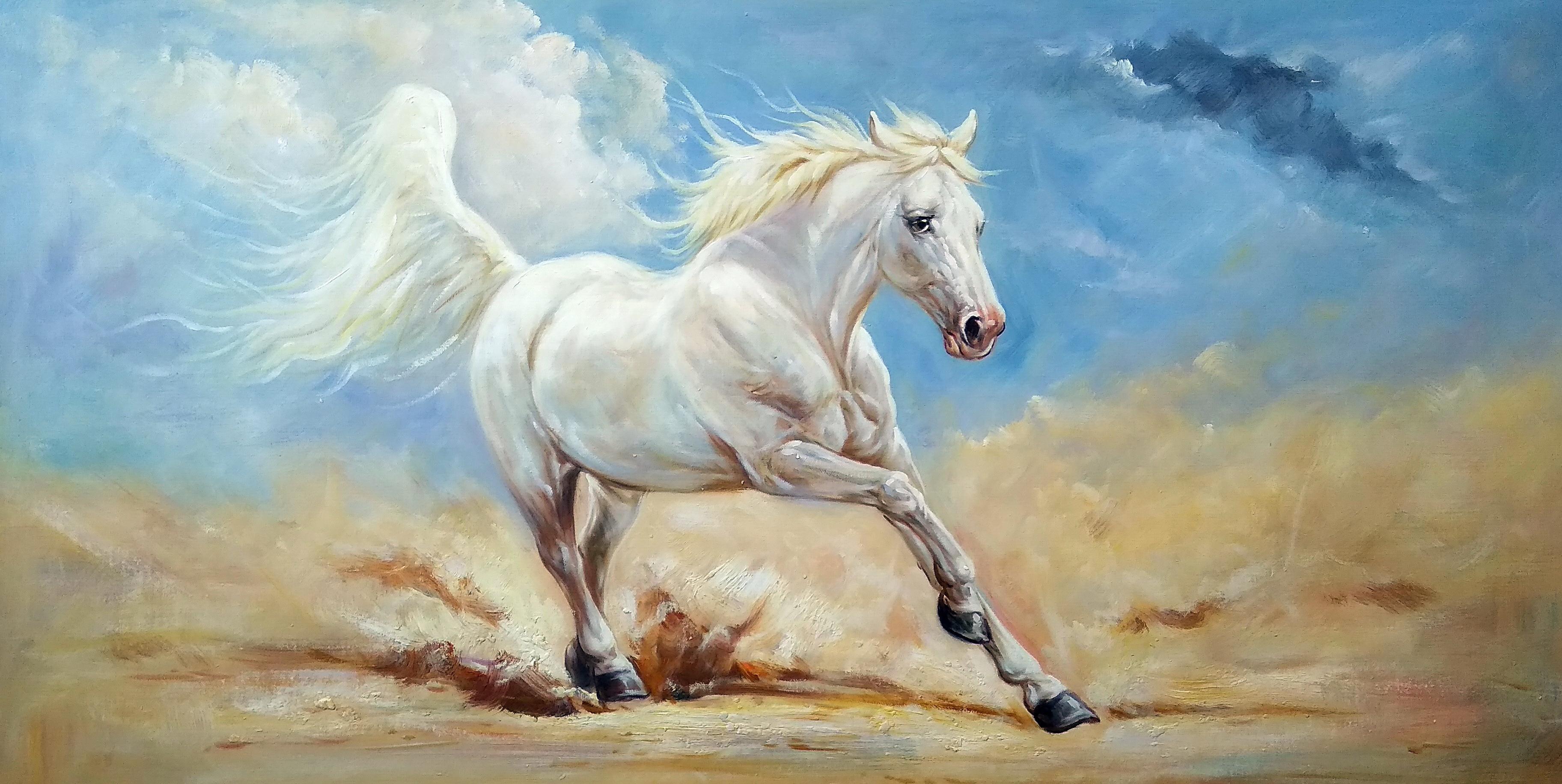 «Свобода» Картина 60х120 арт. Б021