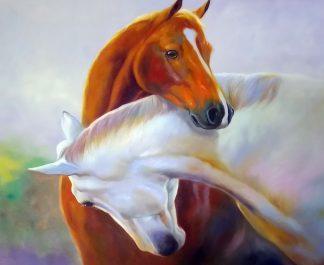 «Пара» Картина 50х60 арт. 5А103