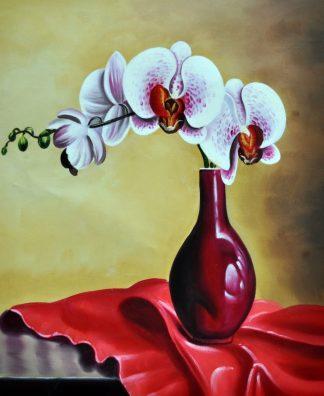 «Орхидея» картина 50х60 5ц324