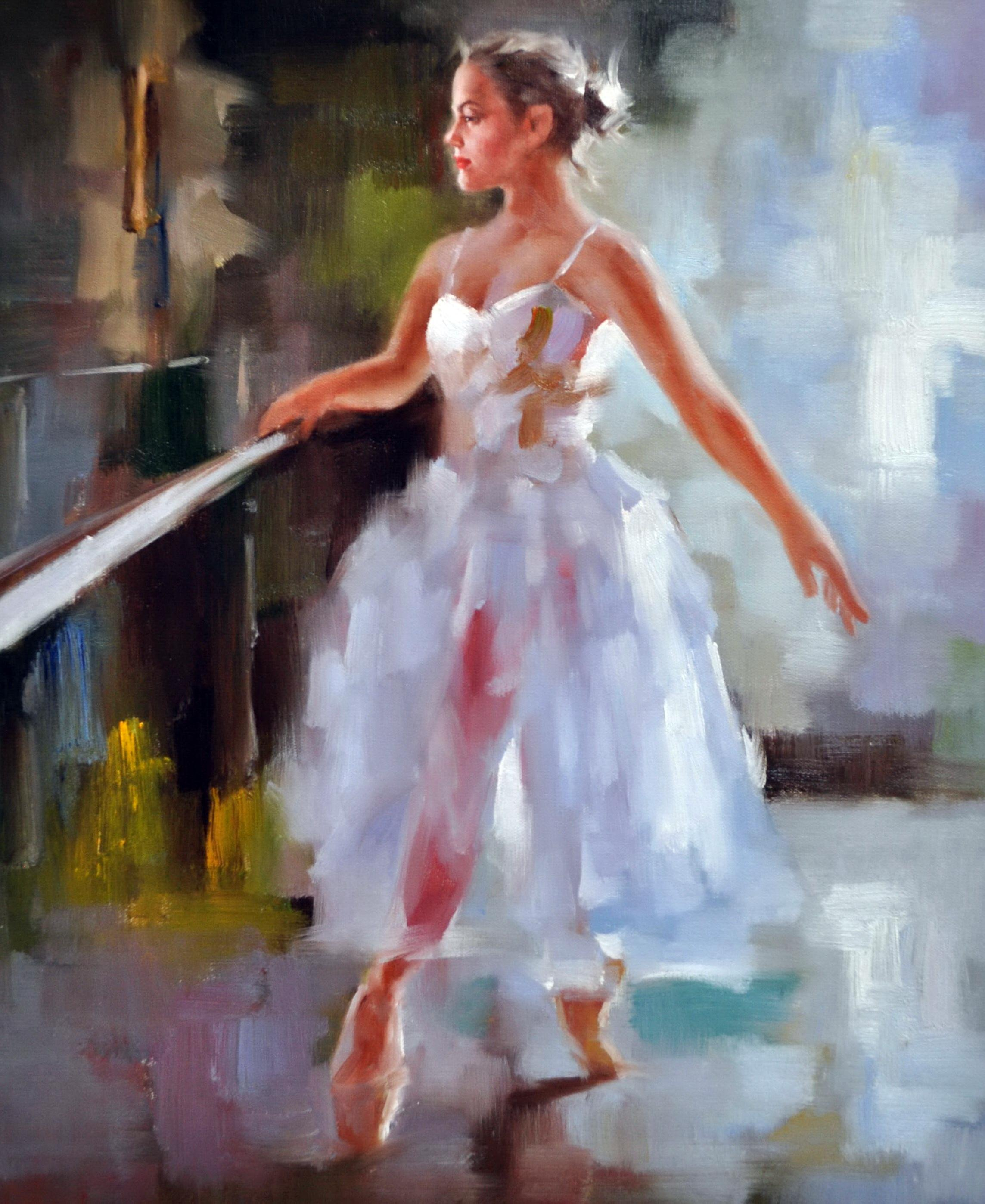 «Балерина» картина 50х60 5р176