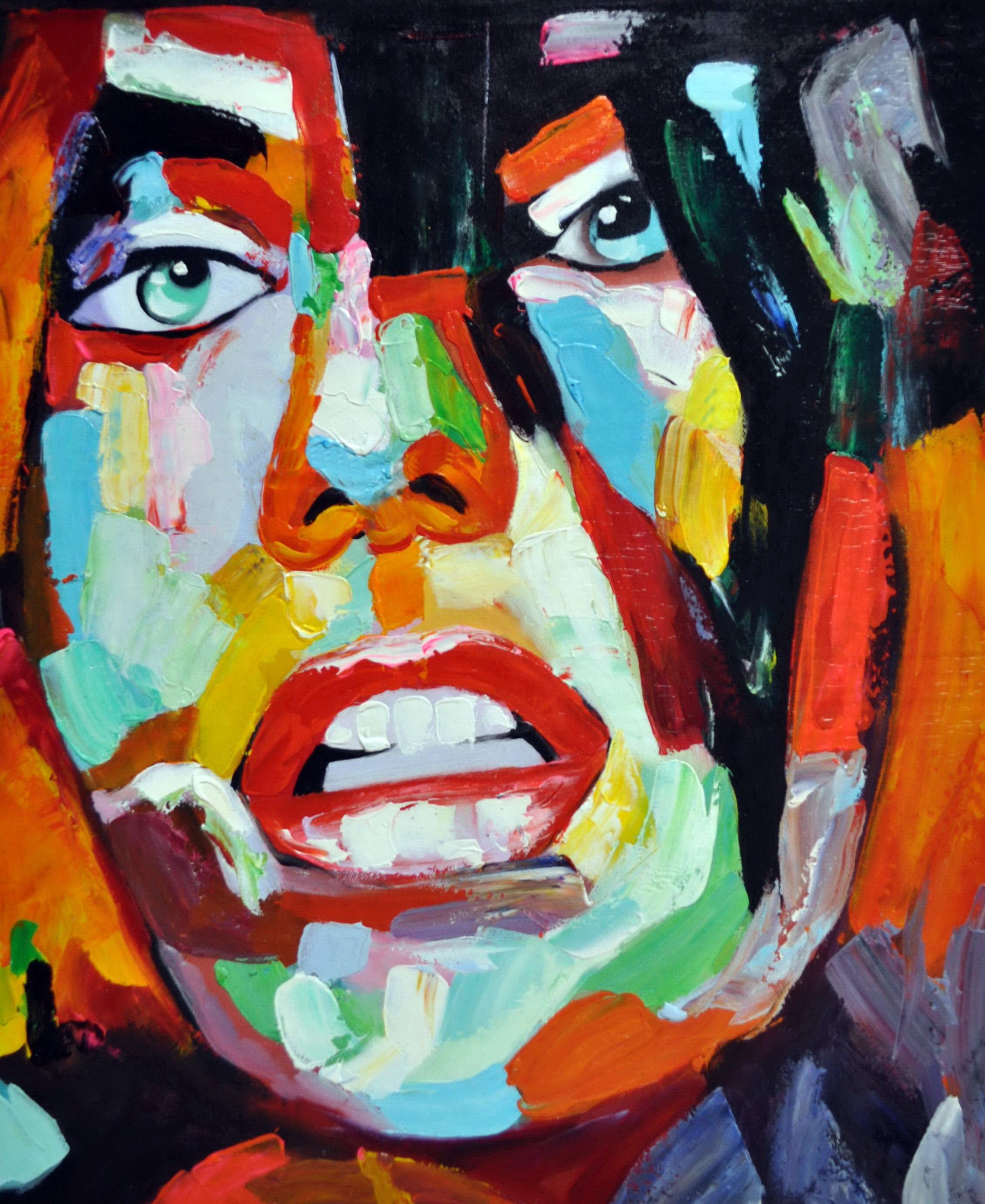 «Девушка» картина 50х60 5р178