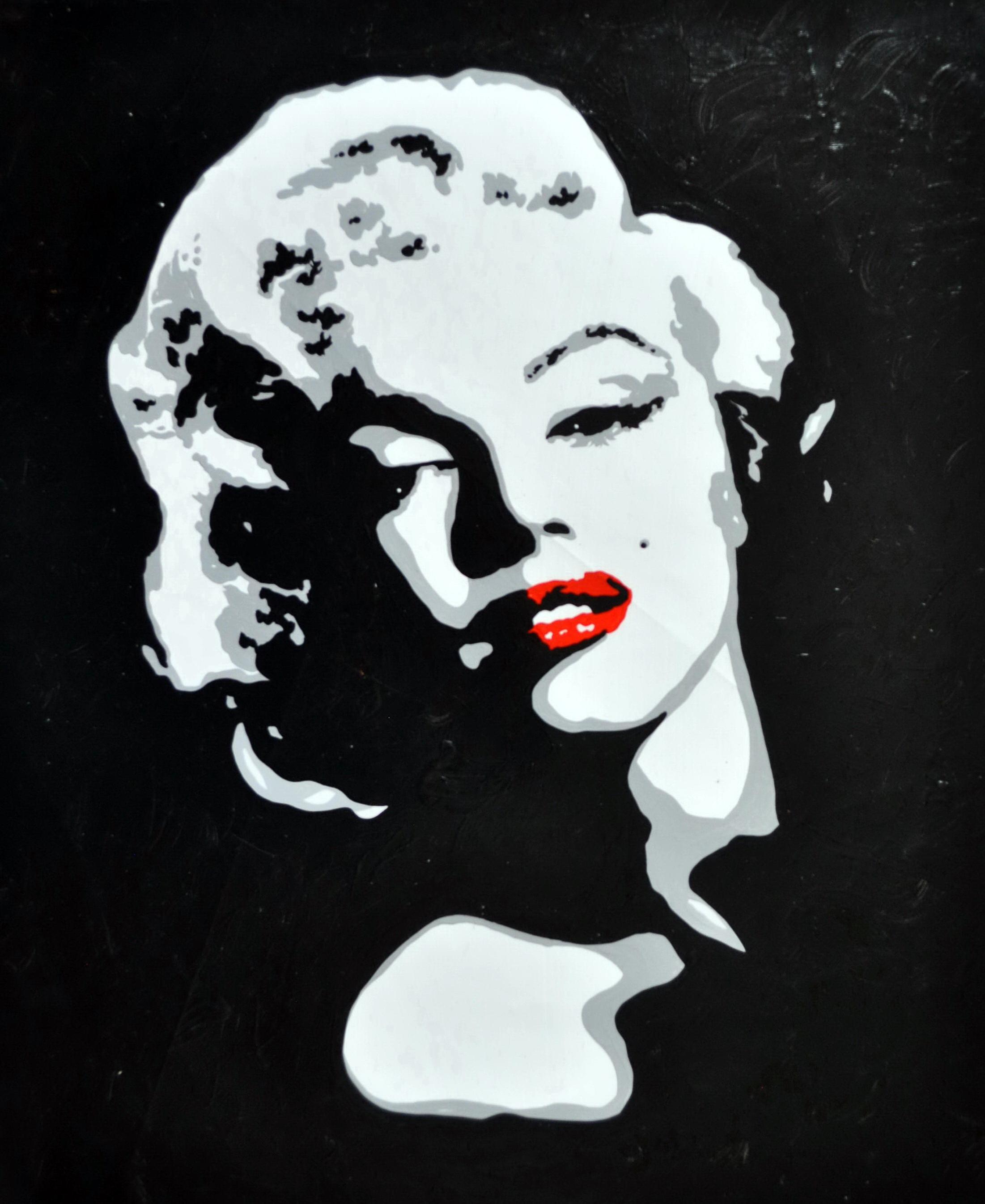 «Монро» картина 50х60 5р181