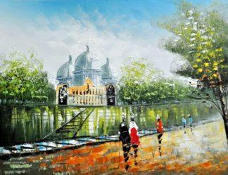 «Париж» картина 30х40 3гр044