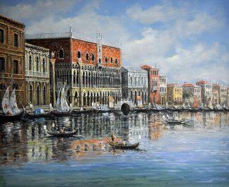 «Венеция» картина 50х60 5гр310