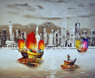 «Гонг Конг» картина 50х60 5гр313