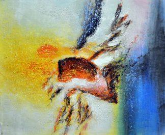 «Вдохновение» картина 50х60 5р192